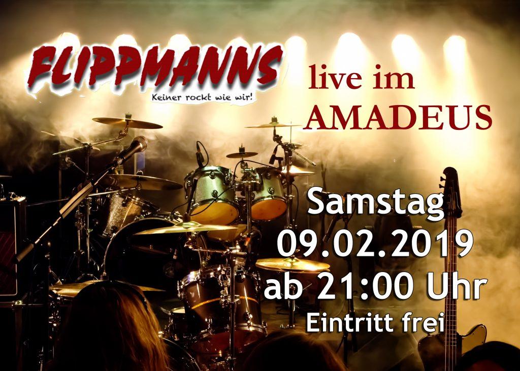 Im Stuttgarter Wohnzimmer Amadeus