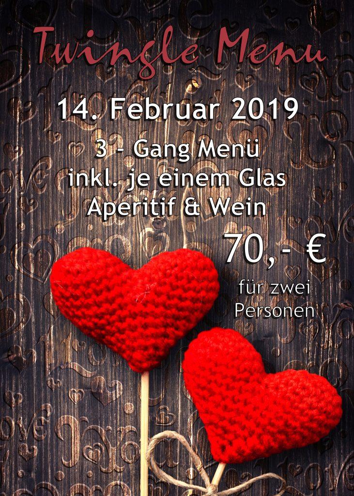 Valentinstag 2019 Amadeus