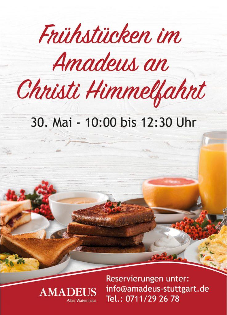 Christi Himmelfahrt 2019 Amadeus